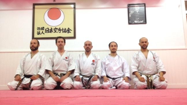 Karate JKA 01